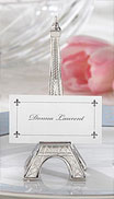 Eiffel Tower Seating Card Holder