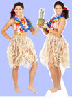 sweet 16 luau theme party life-sized photo cutout