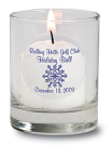 personalized votive candle