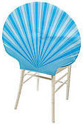 Shell Chair cover