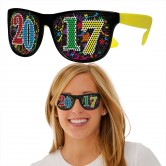 2017 graduation party glasses favors