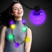 Mardi Gras Light Up Wearables