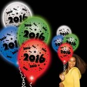 New Years Balloons