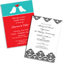 Personalized anniversary party invitations, decorations and party supplies