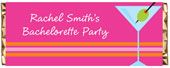 Bachelorette Party candy bar wrappers