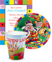 Candy Land party supplies and Candyland decorations