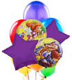 Candy Land balloons