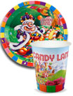 candy land theme party supplies