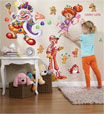 Candy land Wall decorations