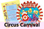 Carnival Circus Theme Party