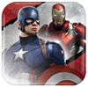 Captain America Birthday Party Supplies