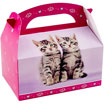 Glamour Cats Favor Box