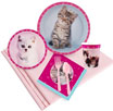Glamour Cats Paper Goods