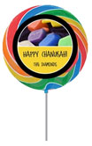 Chanukah Lollipops, Hannukah lollipops