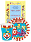 Circus and Carnival Party Supplies