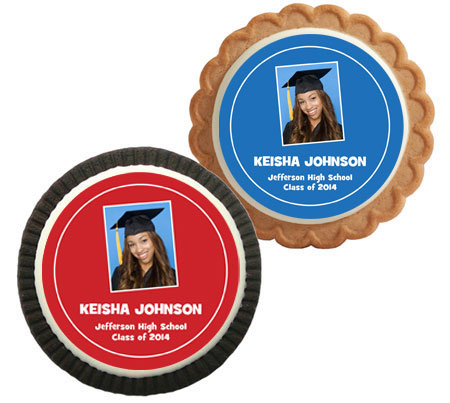 Custom cookies with your photo