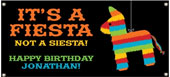 Cinco de Mayo and fiesta theme party banners