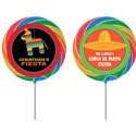 Fiesta lollipops