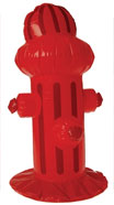 Fire hydrant inflatable