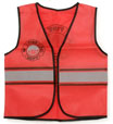 Fire fighter vest
