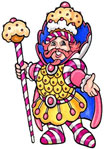 King Kandy Candy Land Cutout