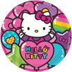 Hello Kitty paper goods