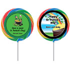 St. Patrick's Day Lollipops