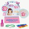 Luau party favor set