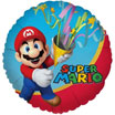 super mario mylar balloons. Balloons for Super Mario party.