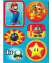 Super Mario brothers stickers