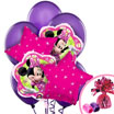 Minnie Mouse balloon set