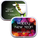 custom New Year's Eve party favors