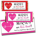 Nurse appreciation gifts and favors