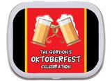 Oktoberfest mint tins
