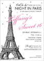 Paris theme kids birthday party