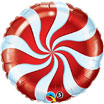 Candy Land mylar balloon