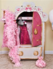 Pink Princess Costume Wardrobe