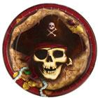 Pirate theme birthday party and party supplies