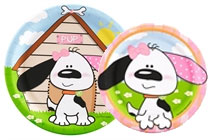 Playful Puppies party supplies