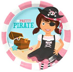 Pretty Pirate Party