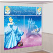 Princess scene setter wall decoration