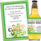 Pub crawl St. Pats invites