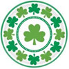 st. patrick's day paper goods
