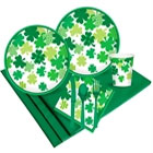 St. Patrick's Day Shamrocks Party Supplies