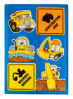 Construction Pals stickers