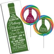 personalized wine tasting invitation