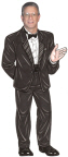 Lifesize Groom Cutout