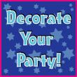 Bar and Bat Mitzvah Decorations and Party Supplies