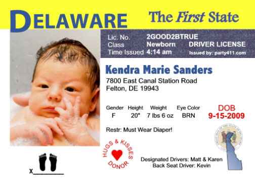 delaware drivers license vision requirements