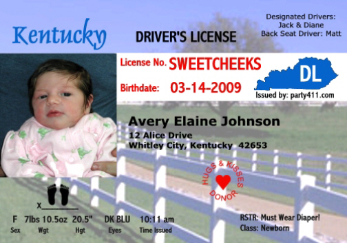 Kentucky Teen Driver Study Guide - Permit-Tests.com